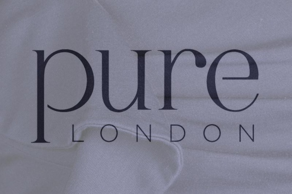 Pure London 2018 fashion trade show