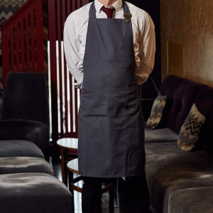 Full bib apron (BT008A)