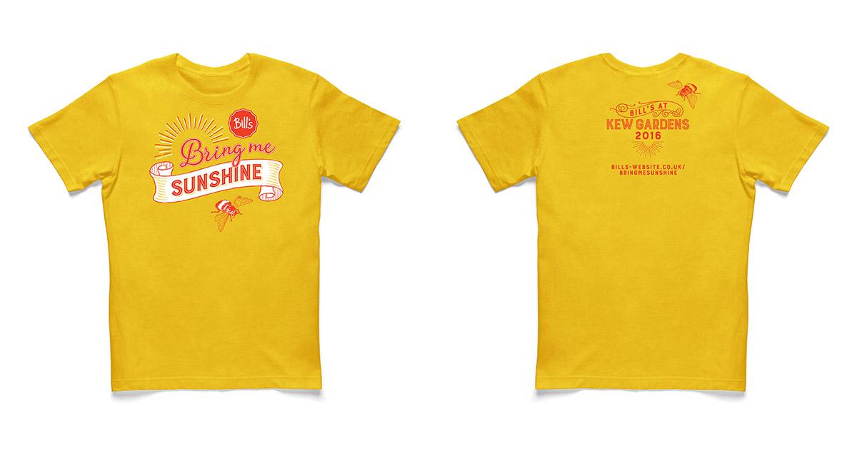 Branded t-shirt (BT010T)