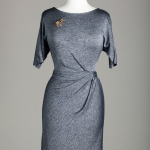 Draped dress (BT014D)