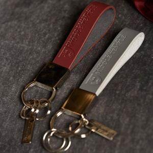 Leather keyrings (BT037K)