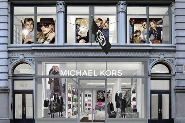 Michael Kors (MK) shop front