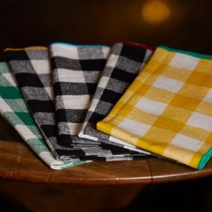 Pattern woven napkins (BT042N)