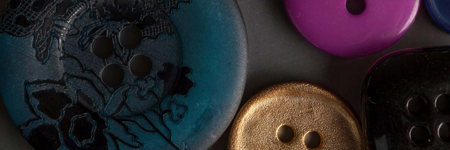 Bespoke Textiles buttons