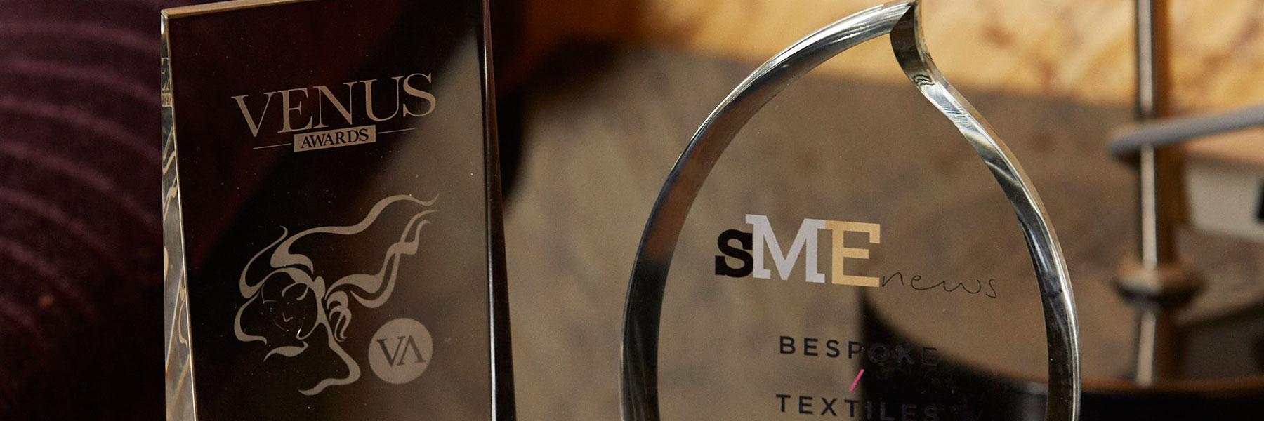Bespoke Textiles awards