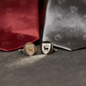 Stainless steel cufflinks (BT026C)