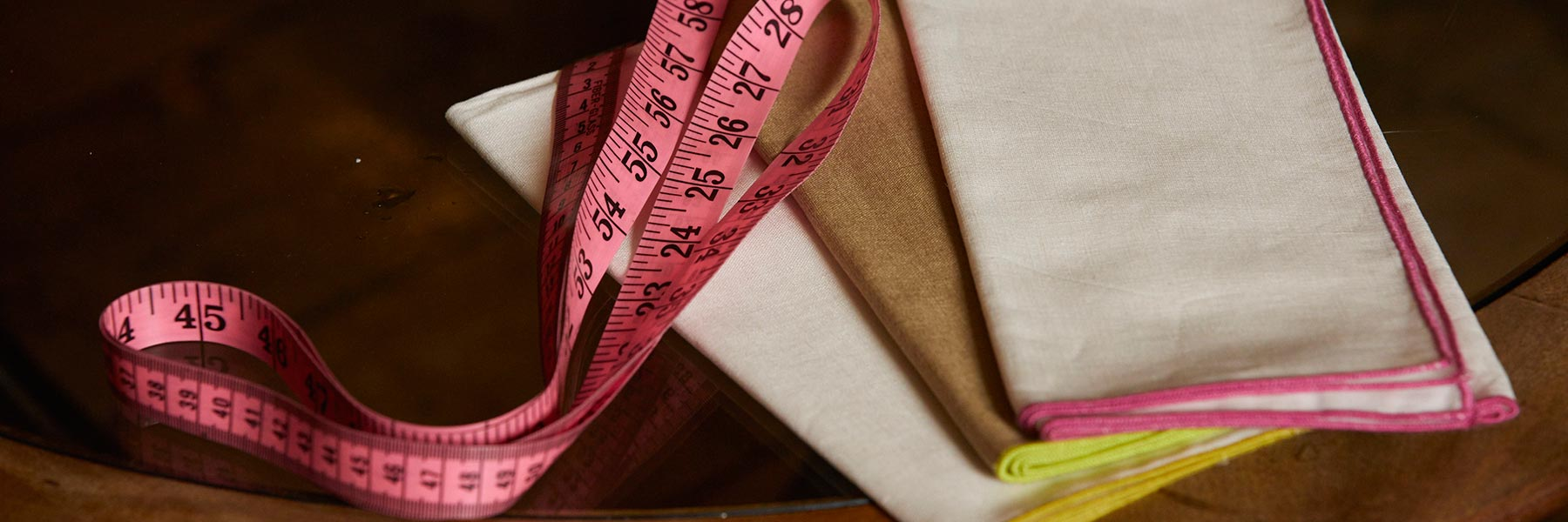 Bespoke Textiles napkins