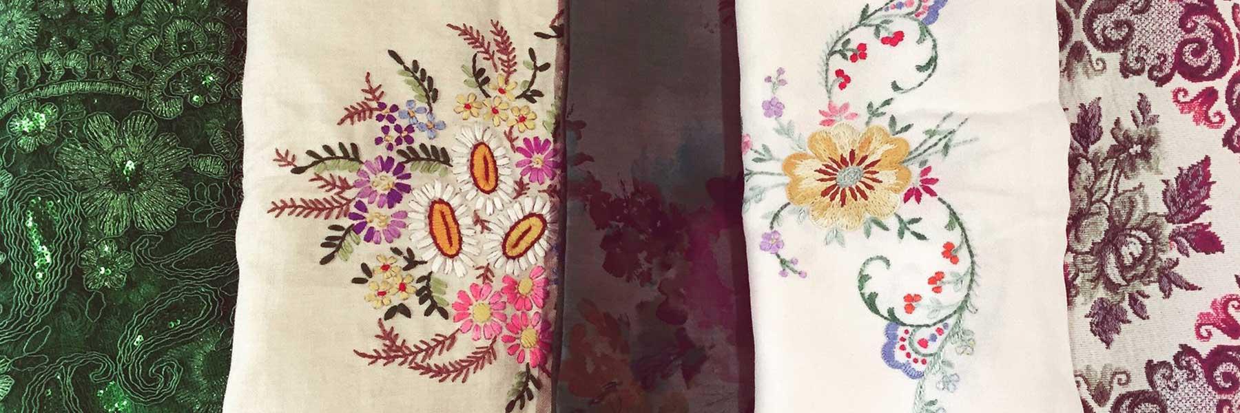 Bespoke Textiles fabrics