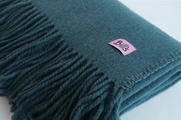 Blanket making for Bill's Restaurants