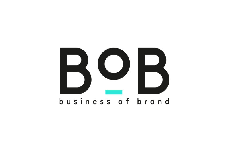 BoB (Business of Brand) logo