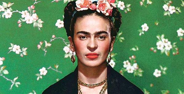 Designer Frida Kahlo