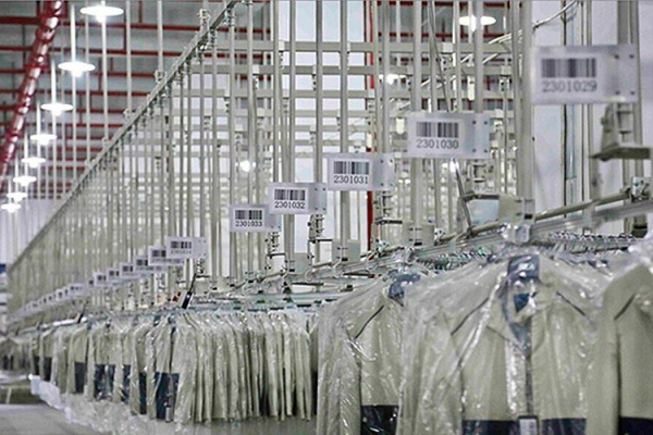 Heilan Group factory in China