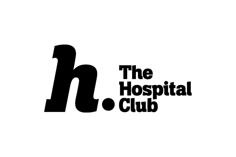 The Hospital Club logo