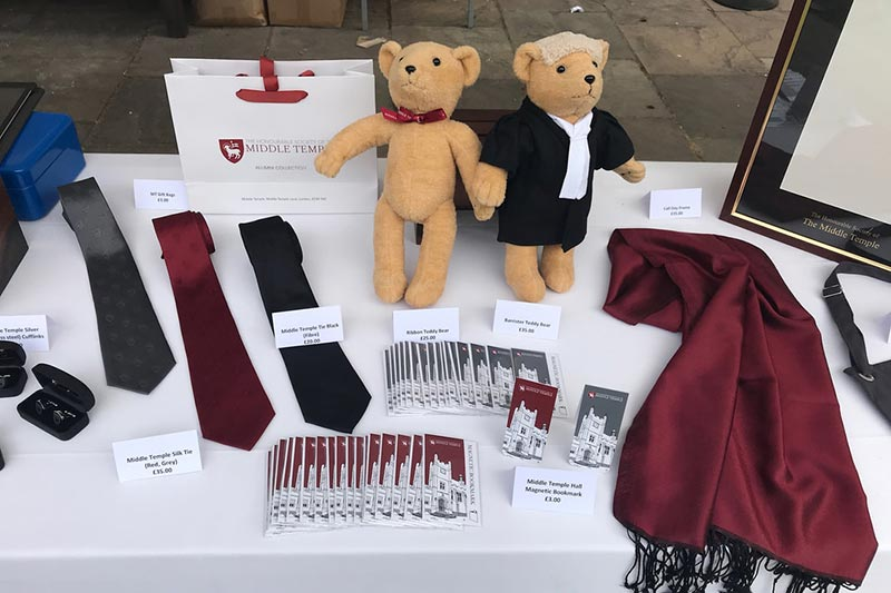 Middle Temple merchandise