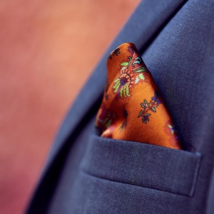 Silk pocket square (BT029P)