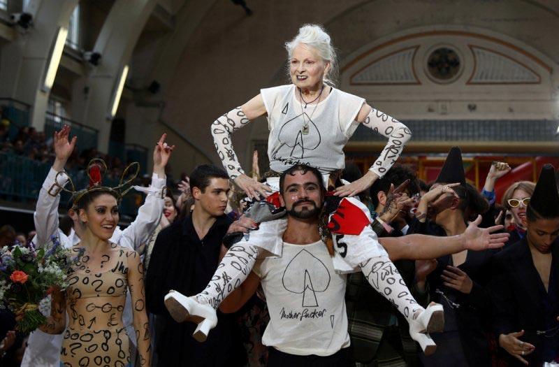 Vivienne Westwood: punk, idol, designer